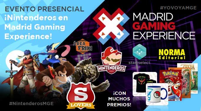 Social Lovers contará con espacio propio junto a Nintenderos y Sonyers en Madrid Gaming Experience
