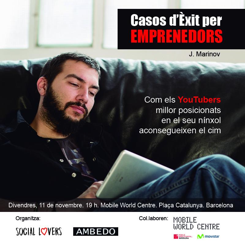 Casos d´exit per emprenedors 11 Nov